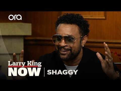 Shaggy on the advice from James Brown (Larry King Now) [11/4/2019]
