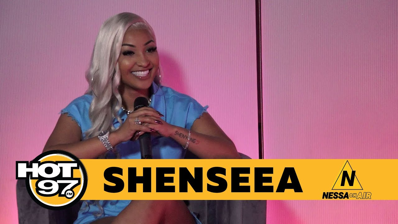 Shenseea Interview @HOT97 [8/10/2021]