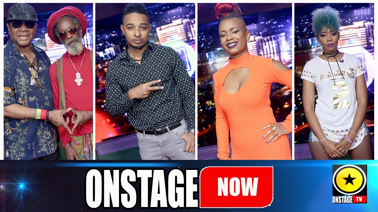 Copeland Forbes, Earl Chinna Smith, Abby Dallas @ OnStage TV [5/27/2017]