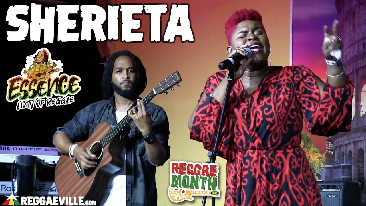 Sherieta in Kingston, Jamaica @ Essence | Livity of Reggae 2020 [2/2/2020]