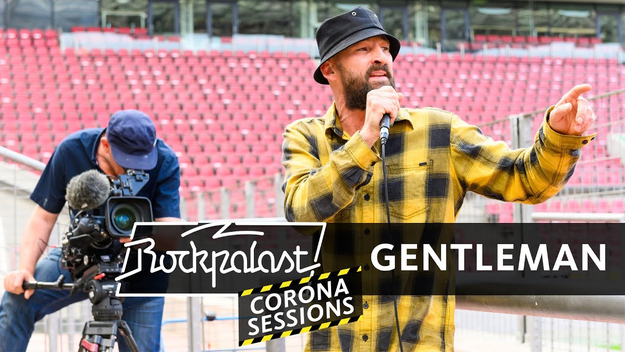 Gentleman - Corona Sessions in Cologne, Germany (Rockpalast) [6/17/2020]