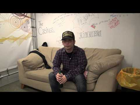 Interview with Mitch/Yardbeat after the Clash [3/30/2013]