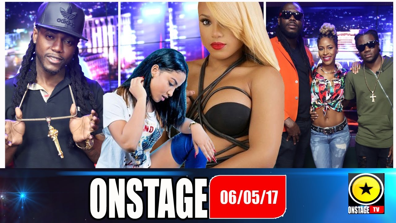 Nikki Z, Skatta, Curtis, Kiprich Discusses Ishawna, Shenseea & More @ Onstage (Full Show) [5/6/2017]
