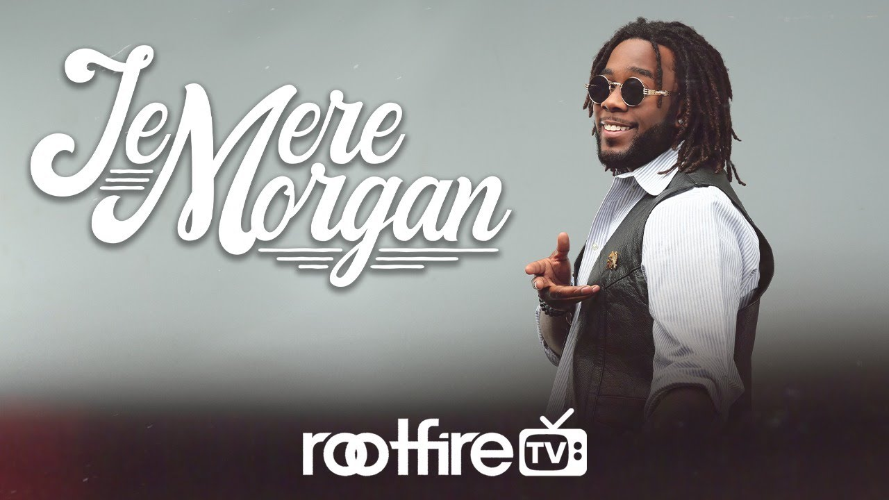 Jemere Morgan - Acoustic Session @ RootfireTV [5/3/2020]