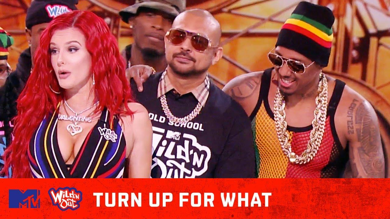 Sean Paul, Kranium & Tahiry Can't Stop Turning Up @ Wild 'N Out [6/8/2020]