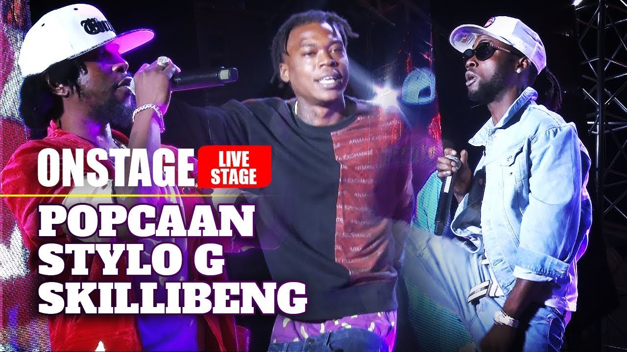 Skillibeng & Stylo G @ Popcaan's Unruly Fest 2019 [12/21/2019]