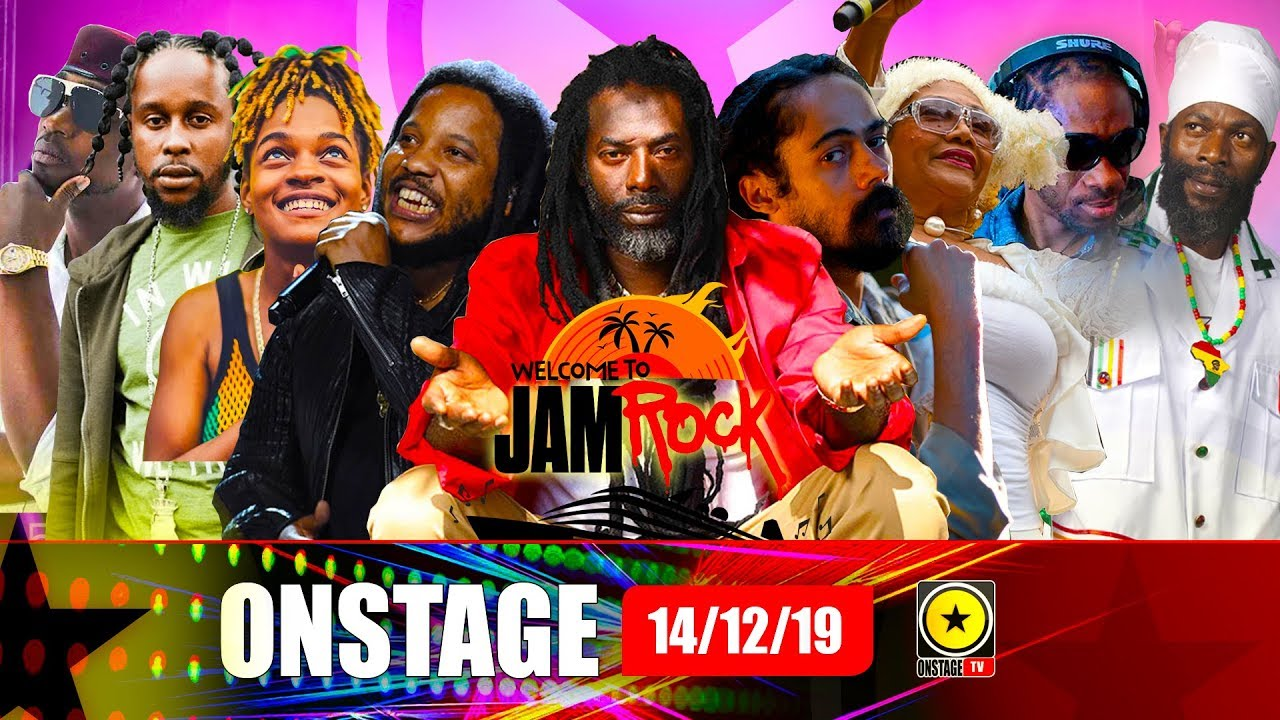 Welcome To Jamrock Reggae Cruise 2019 - OnStage TV Special [12/14/2019]