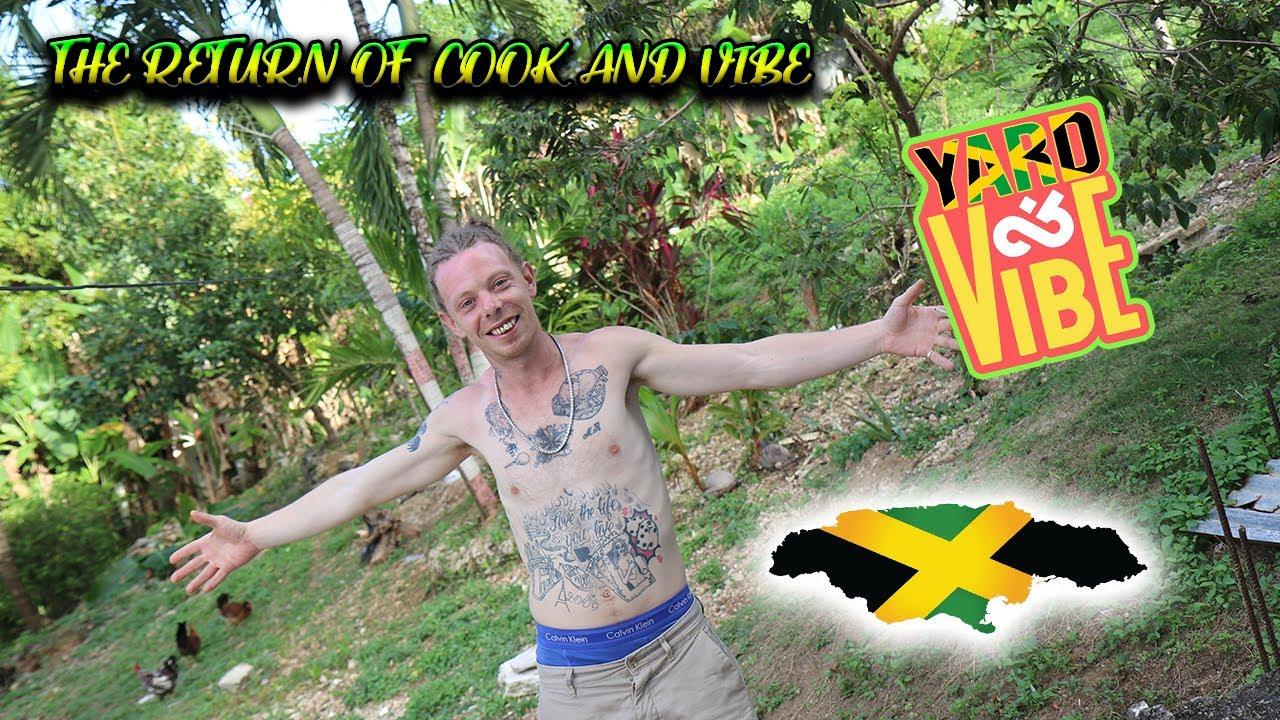 M dot R - Cook N' Vibe in Jamaica - Roast Breadfruit [2/9/2020]