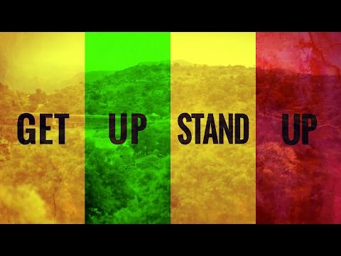 Bob Marley - Get Up Stand Up (Legend 30th Fan Instagram Video) [9/10/2014]