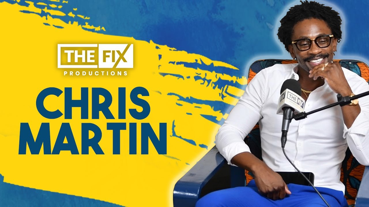 Christopher Martin Interview @ The Fix [7/14/2021]