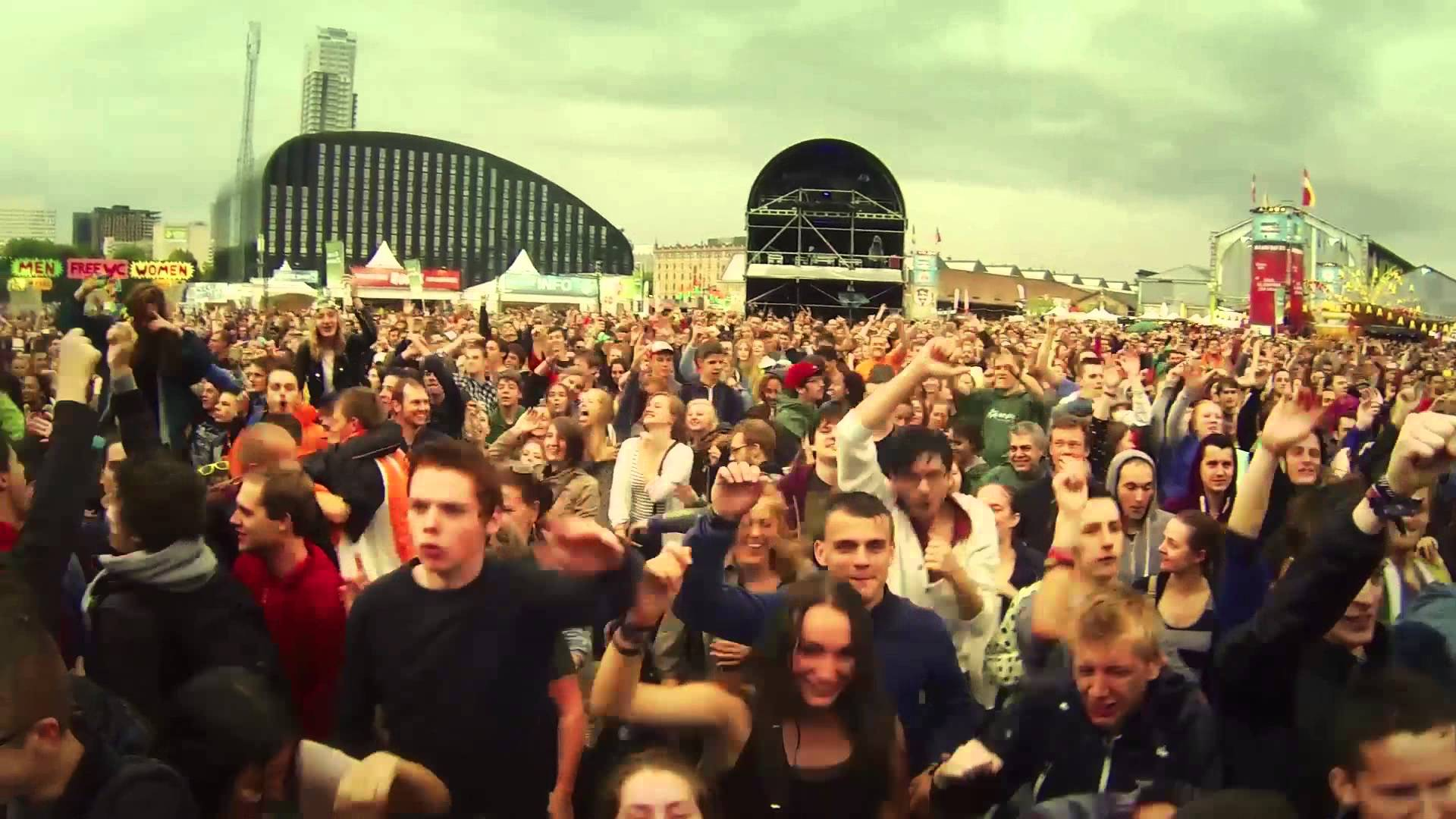 Couleur Café 2014 - Day 1 [6/28/2014]