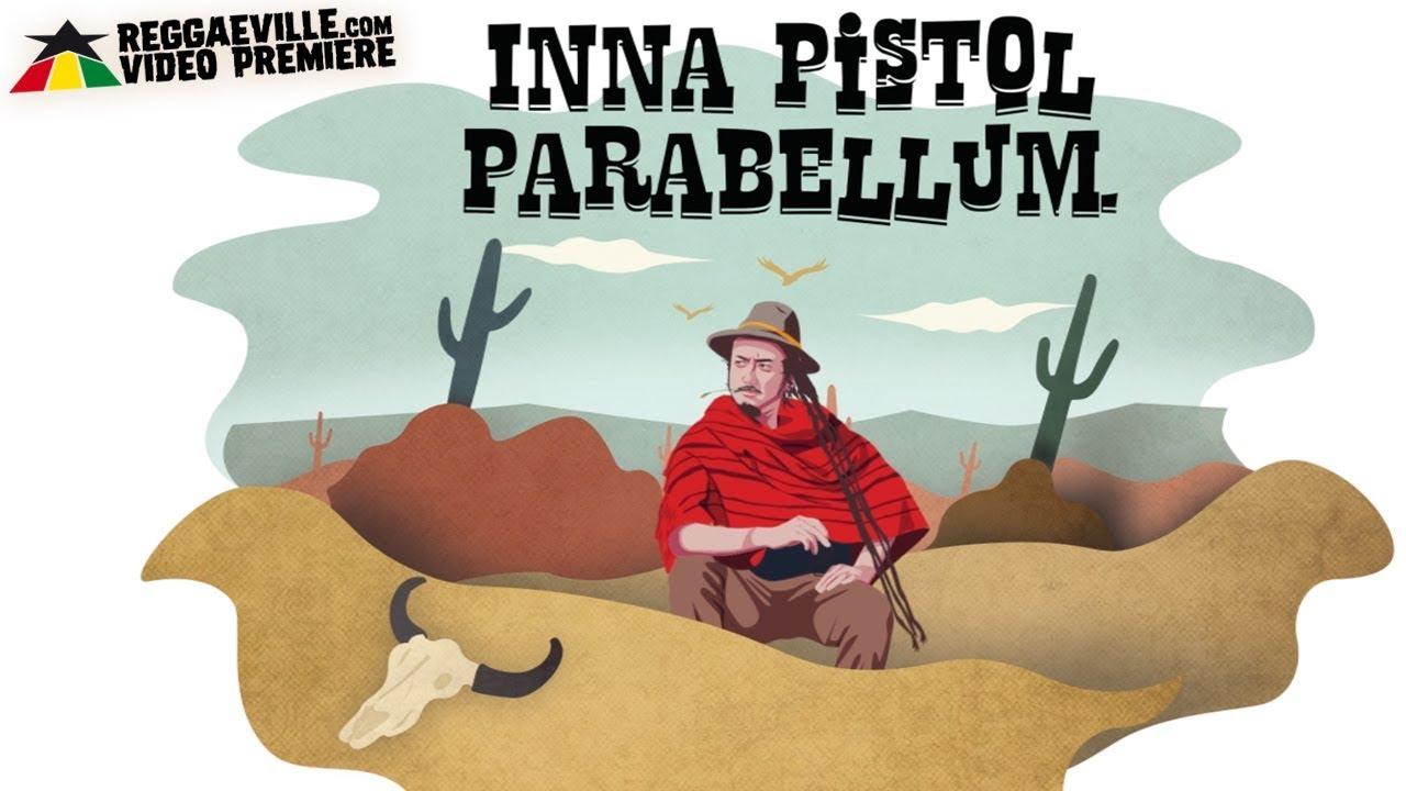 Ras Muhamad - Pistol Parabellum (Lyric Video) [3/7/2020]