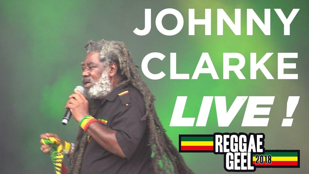 Johnny Clarke @ Reggae Geel 2018 [8/4/2018]