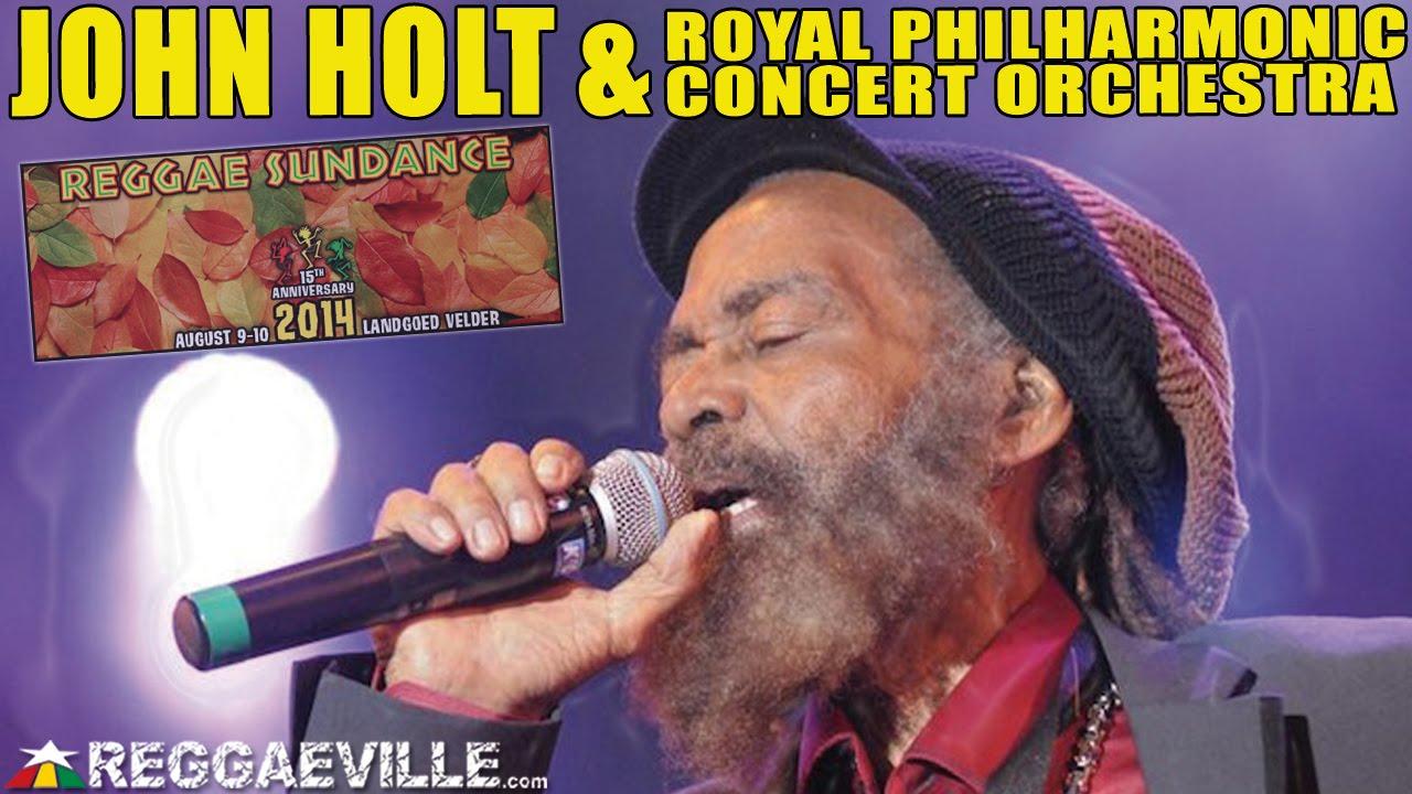 John Holt & Royal Philharmonic Concert Orchestra @ Reggae Sundance 2014 [8/9/2014]