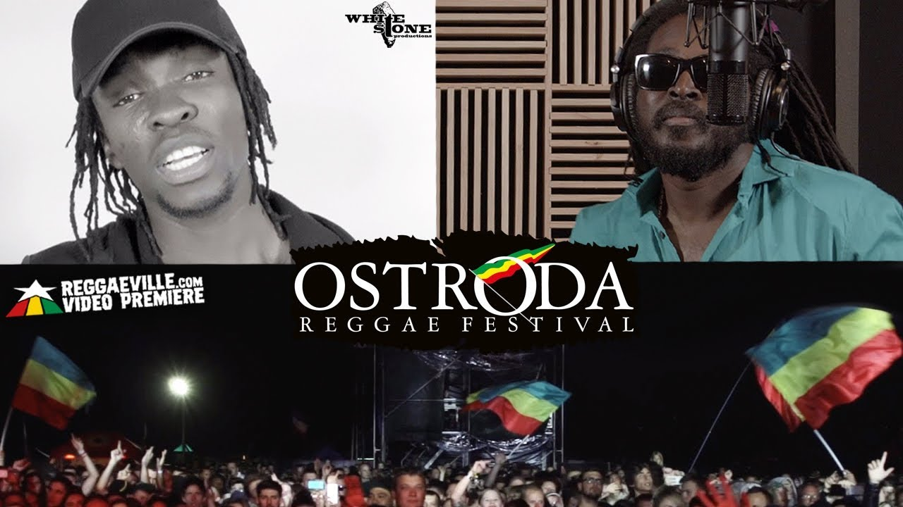Jubba White & Alekey Marshal - Sweet Reggae Music In Ostróda [5/9/2019]