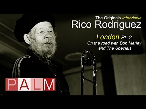 Interview with Rico Rodriguez - London #2 [1/28/2016]