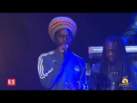 Chronixx - Warrior & Odd Ras @Reggae Sumfest 2019 [7/19/2019]