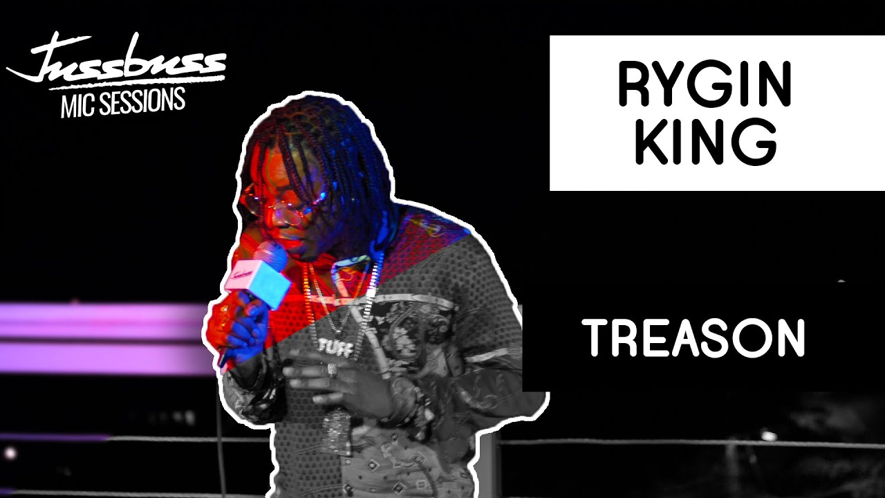 Video: Rygin King - Treason @ Jussbuss Mic Sessions 6/25/2019