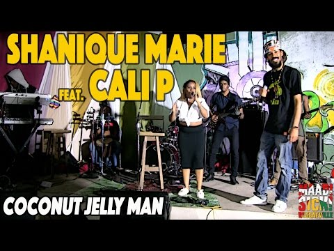 Shanique Marie feat. Cali P - Coconut Jelly Man @ Level Up / Nanook in Kingston, Jamaica [2/9/2016]