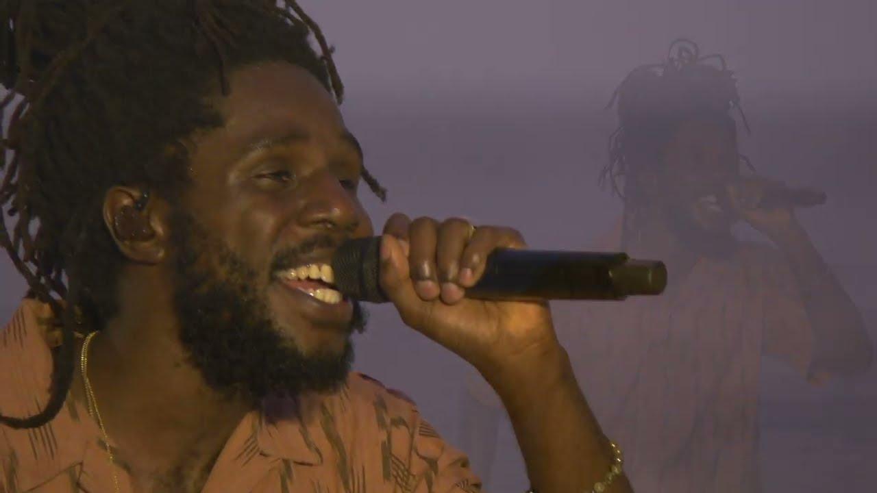 Chronixx - Eternal Light (Livestream from Jamaica) [4/5/2021]