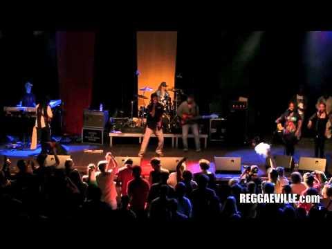 Junior Kelly @ Reggaeville Weekender [8/27/2011]