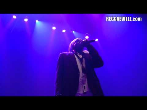 Richie Spice - Rotterdam, Netherlands @ Ahoy [4/24/2011]
