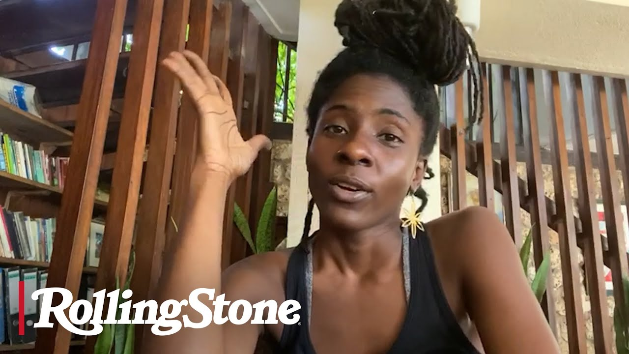 Jah9 About How To Fight Climate Change @ Rolling Stone [4/14/2020]