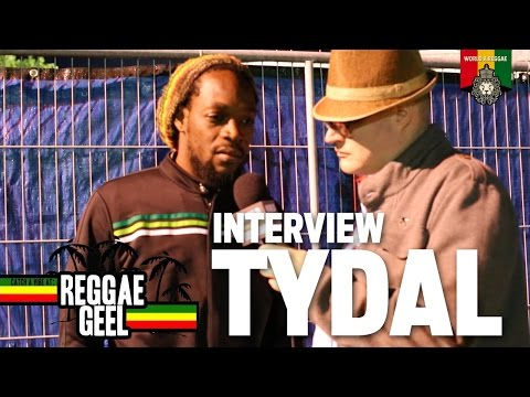 Interview with Tydal Kamau @ Reggae Geel 2015 [8/1/2015]