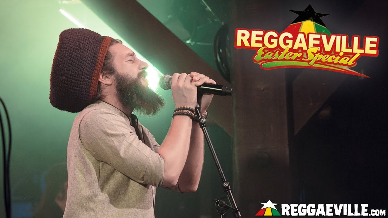 Marcus Gad - Kanaké in Hamburg @ Reggaeville Easter Special 2019 [4/19/2019]