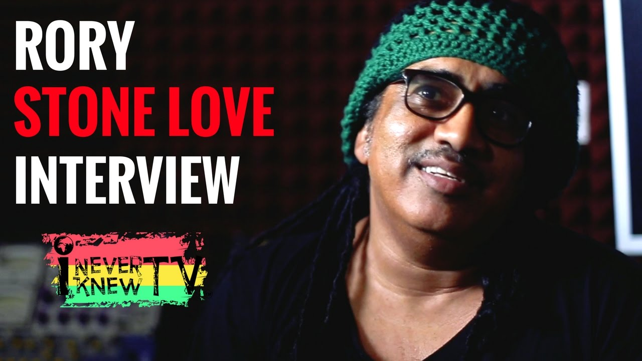 Interview with Rory Stone Love #1 @ I NEVER KNEW TV [5/4/2017]