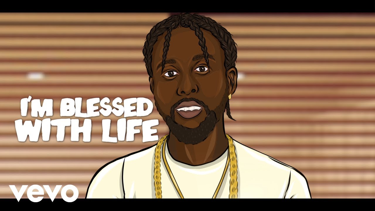 Popcaan - I'm Blessed with Life [6/7/2019]
