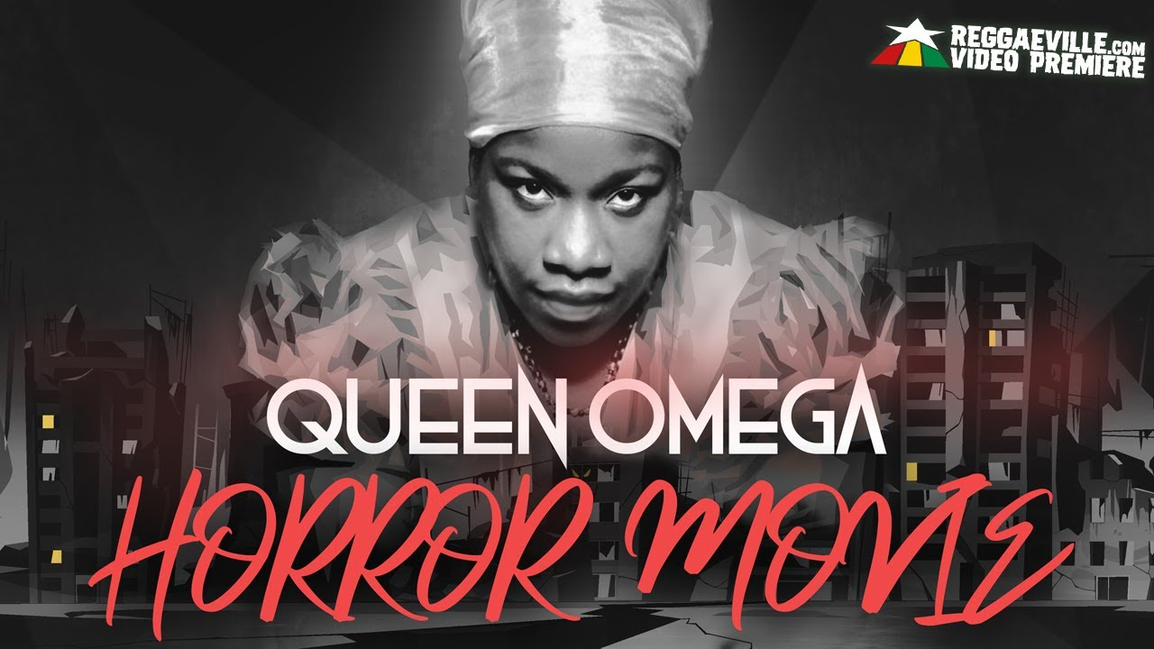 Queen Omega - Horror Movie (Lyric Video) [10/31/2020]