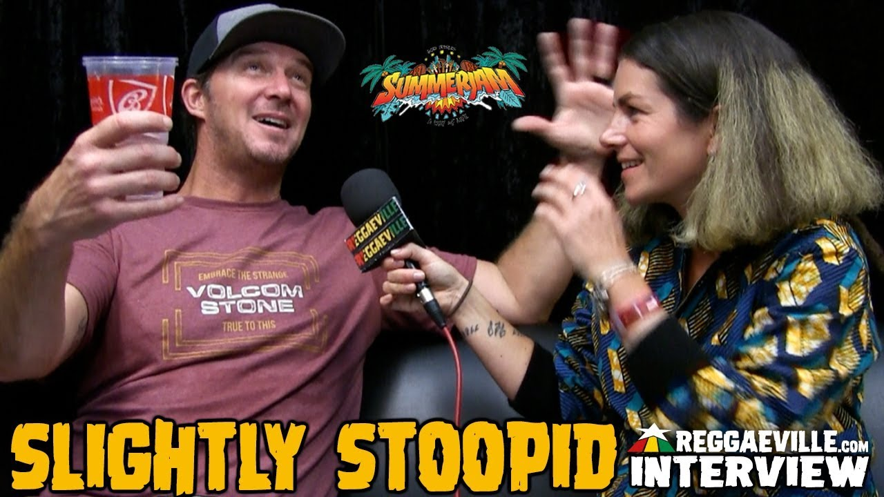 Slightly Stoopid - Interview with Miles Doughty @ SummerJam 2019 [7/7/2019]