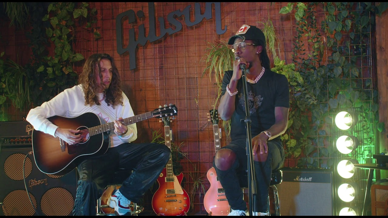 Jah Cure Unplugged in Amsterdam - Marijuana & Unconditional Love @ Gibson Room [10/9/2019]