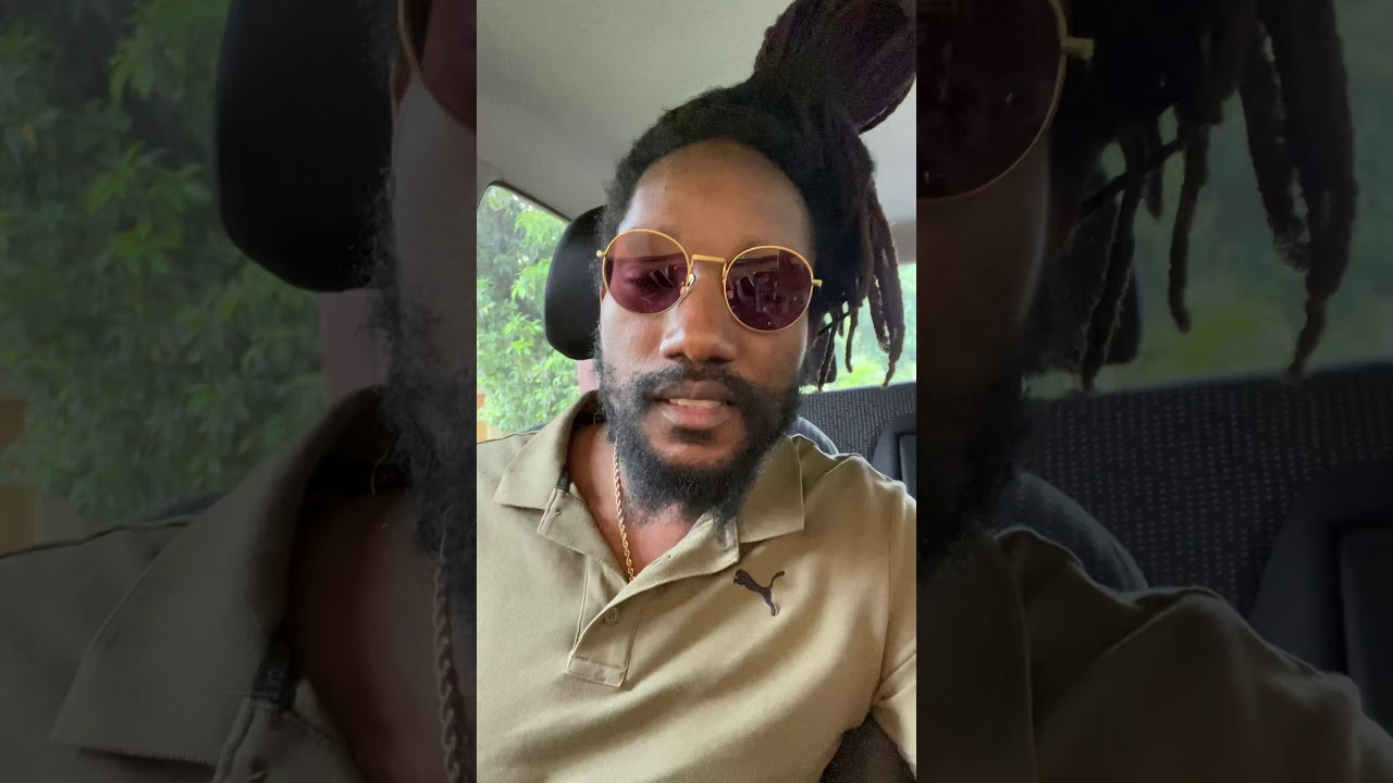 Kabaka Pyramid - Freestyle In The Jeep [5/4/2020]