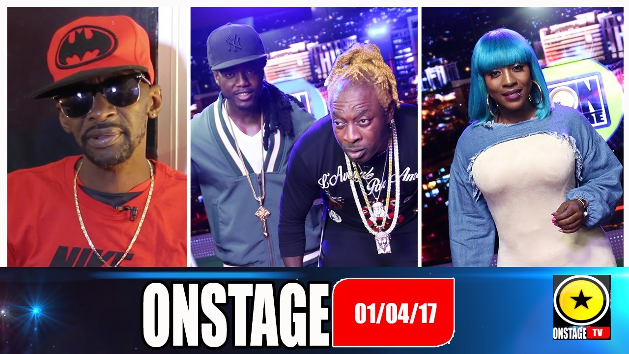 Elephant Man, Kiprich, Spice, Gully Bop @ Onstage (Full Show) [4/1/2017]
