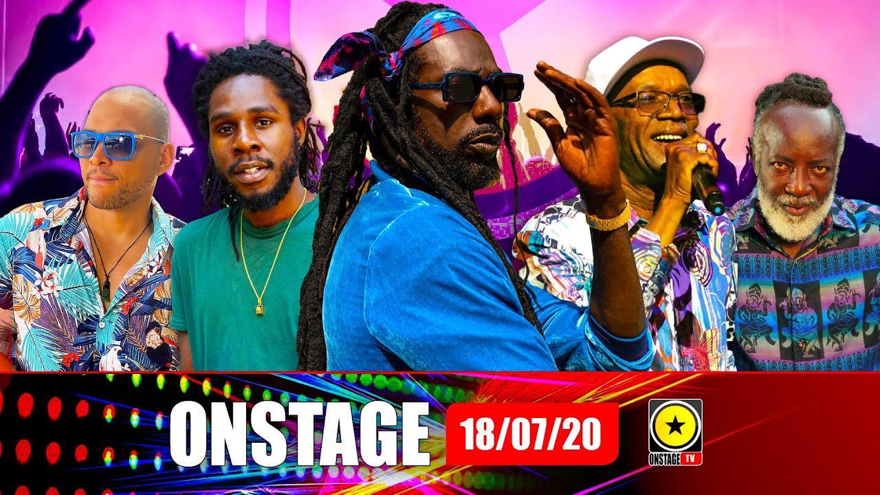 Buju Banton, Beres Hammond, Freddie McGregor, Conkarah @ OnStage TV [7/18/2020]