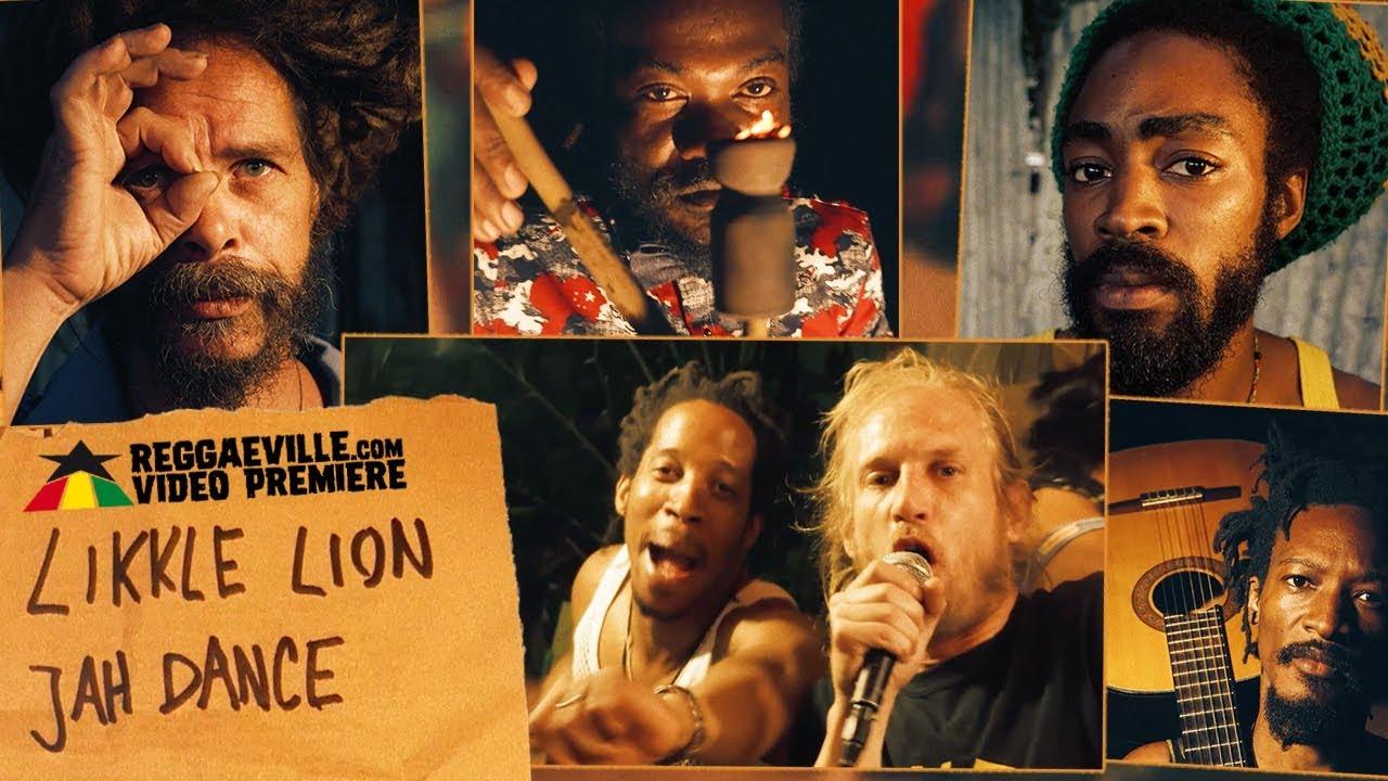 Likkle Lion - Jah Dance [12/14/2018]