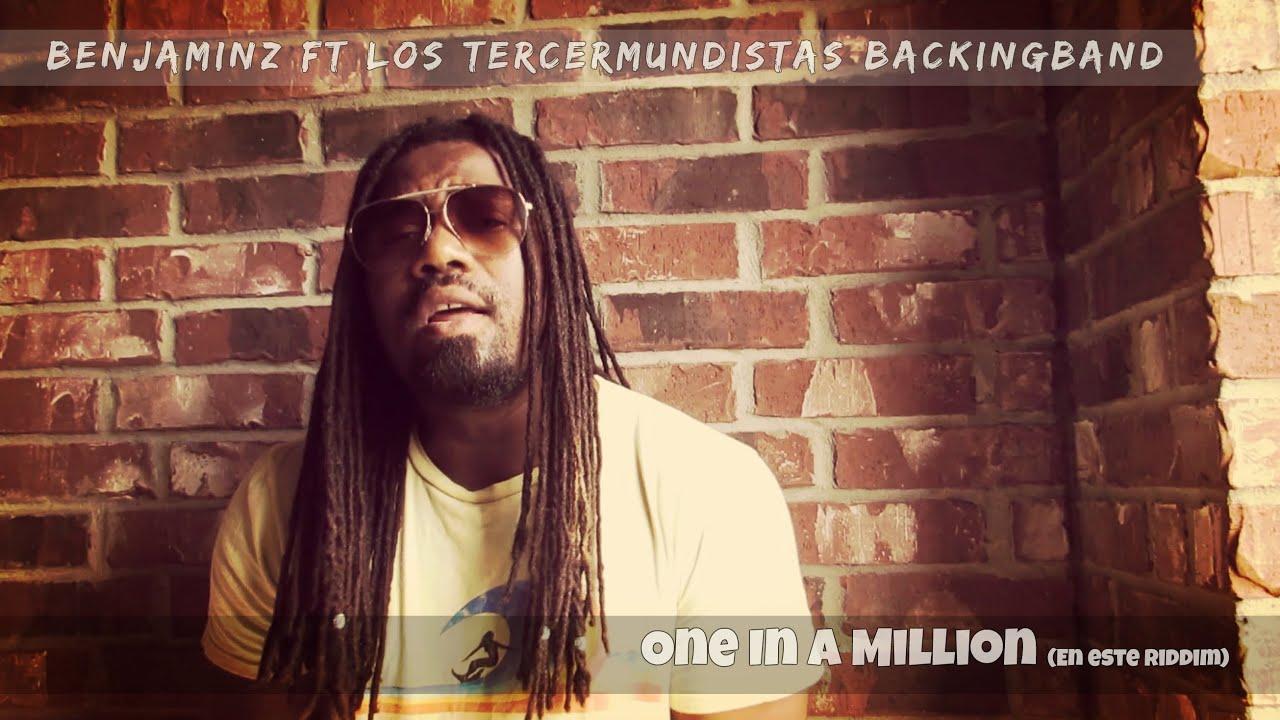 Benjaminz & Los Tercermundistas Backingband - One In A Million [10/18/2020]