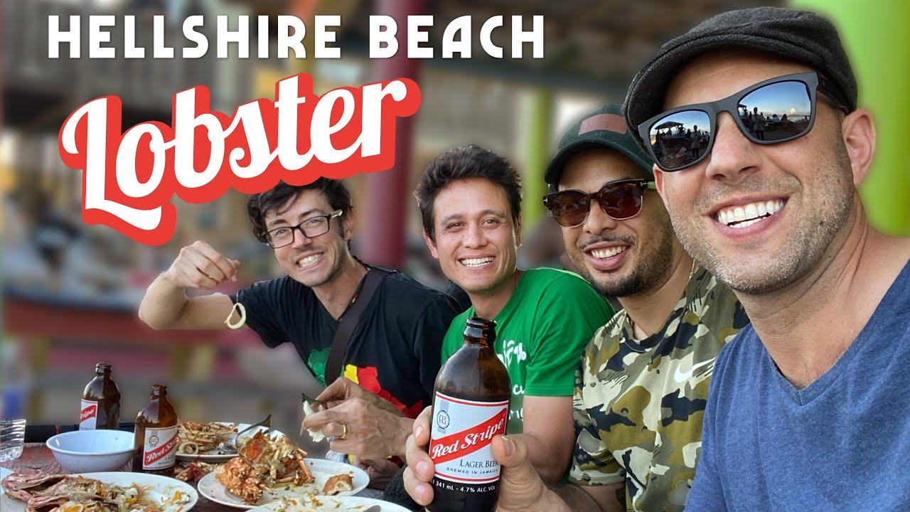 Ras Kitchen - Hellshire Beach Lobster Feast with Mark Wiens [5/15/2020]