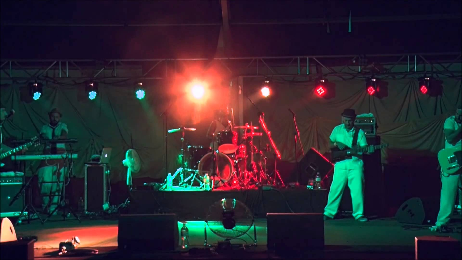Train To Roots - Africans @ Reggae Na Piaskach 2015 [7/18/2015]