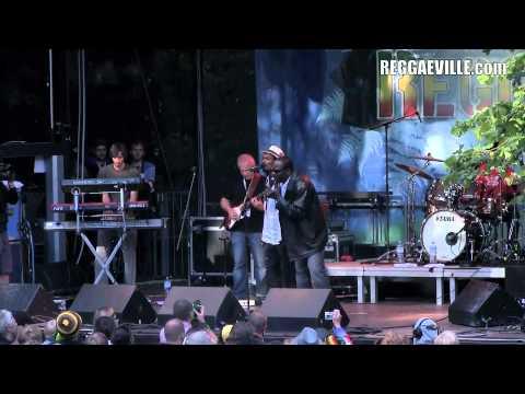 The Heptones @ Reggae Jam [8/7/2011]