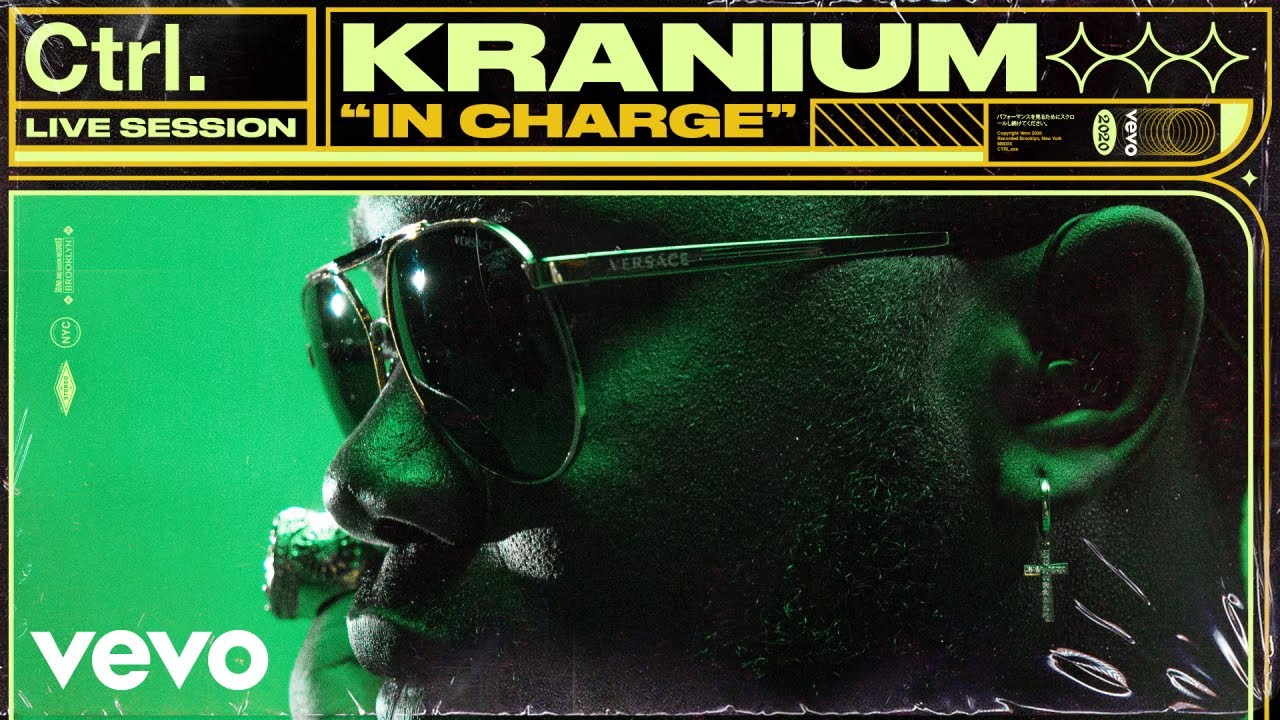 Kranium - In Charge (Live Session) [1/28/2020]