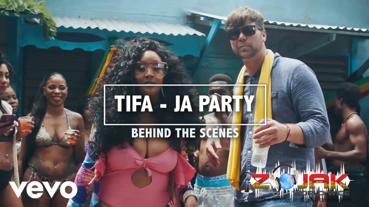 Tifa - JA Party (Behind The Scenes) [5/25/2018]