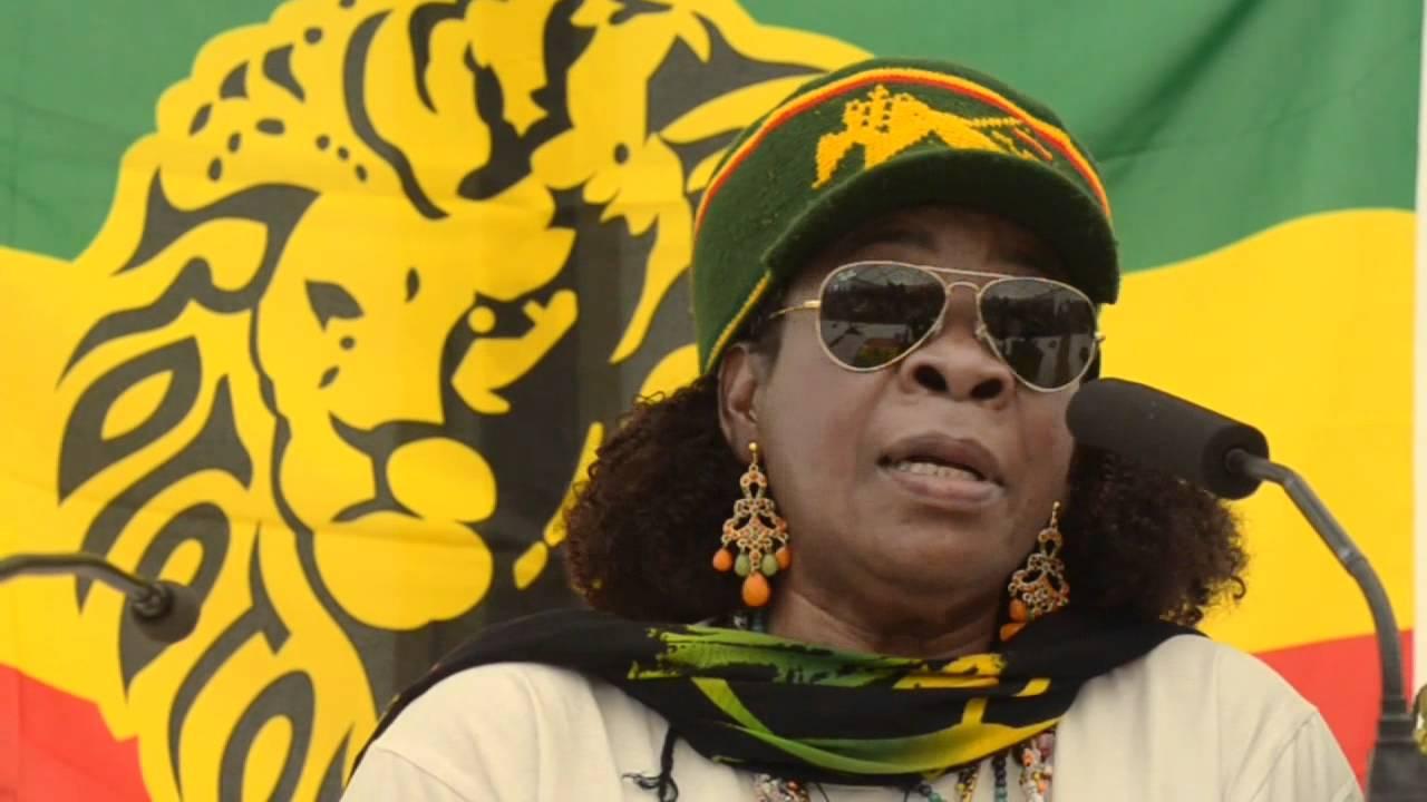 Rita Marley @ Rototom Sunsplash 2011 [8/25/2011]
