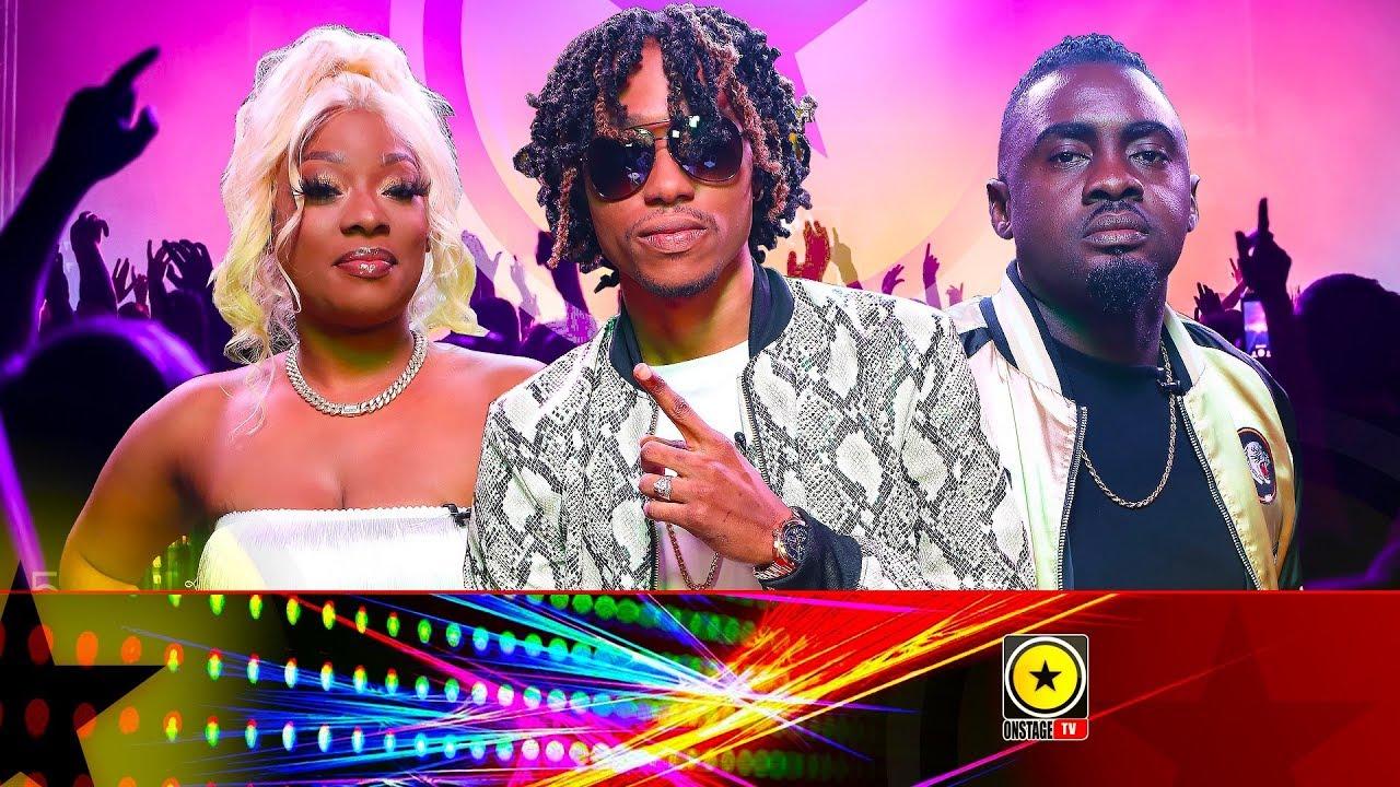 Sikka Rymes, Renee 6:30, Jermaine Edwards, Top 5 Streamed JA Artistes of 2019 @ OnStage TV [1/4/2020]