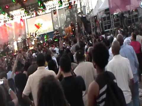 Damian Marley @ Reggae Sumfest [7/25/2009]