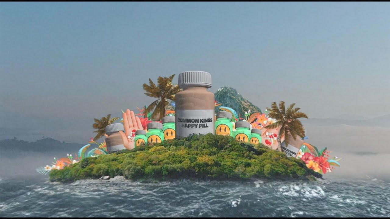 Common Kings - Happy Pill (Lyric Video) [7/31/2020]