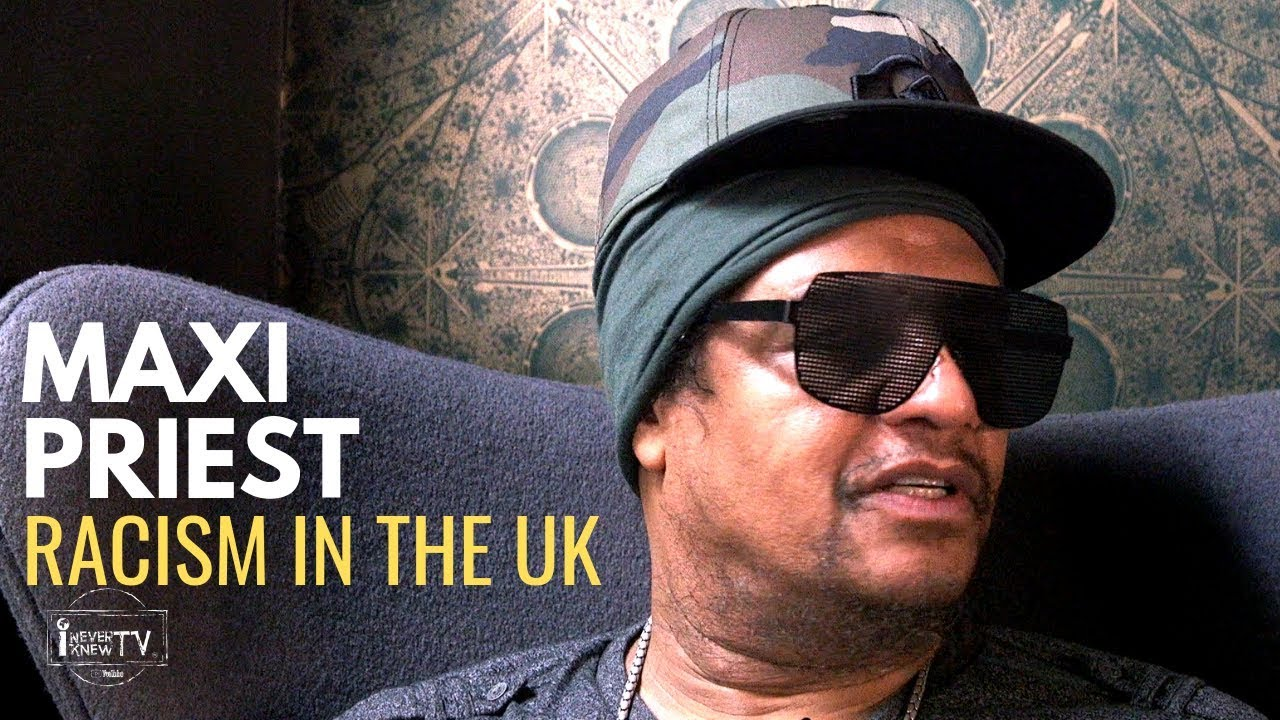 Maxi Priest Interview @ I NEVER KNEW TV [4/10/2019]