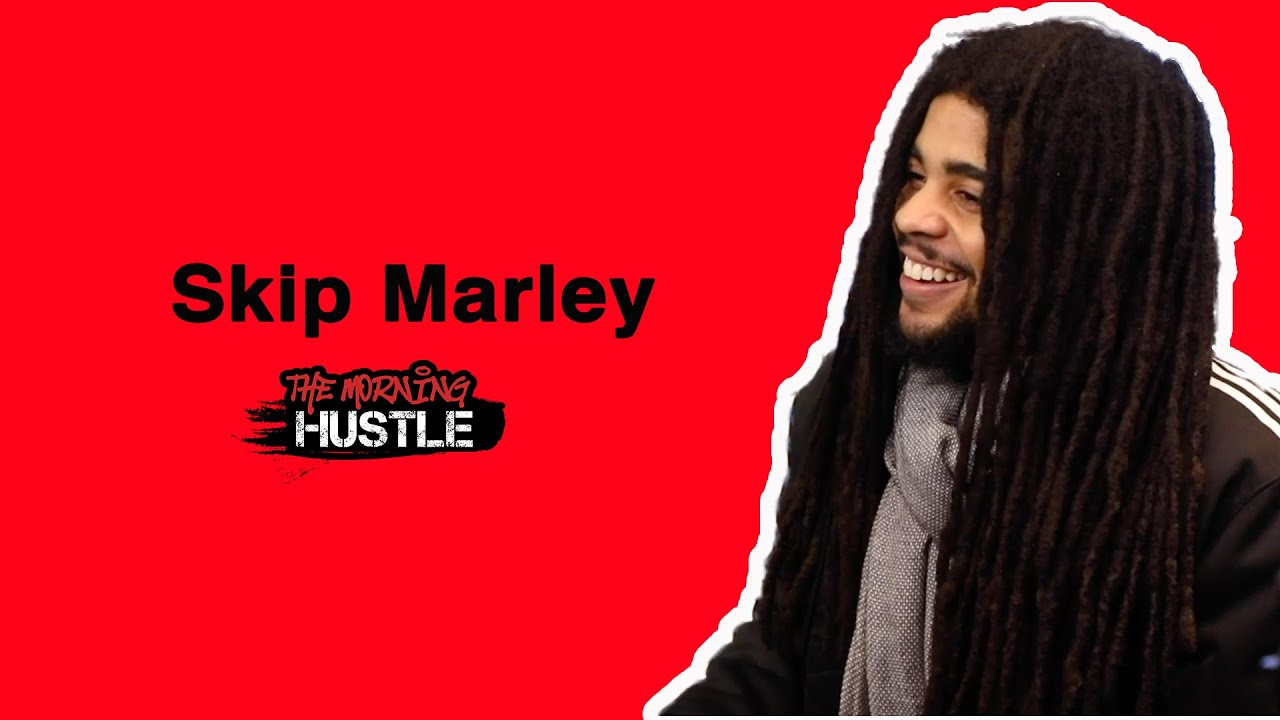 Skip Marley Interview @ The Morning Hustle [3/17/2020]